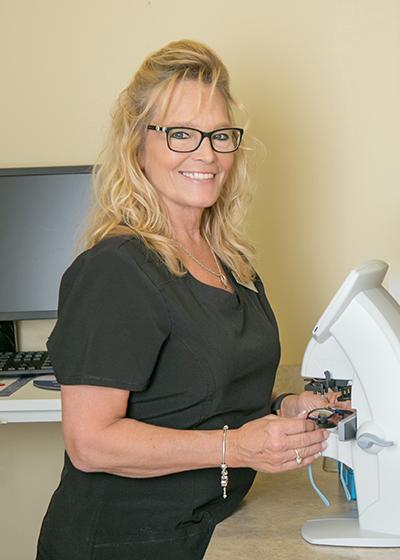 Edwards Eyecare Staff