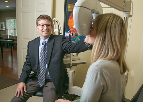 Edwards Eyecare Optometry Services