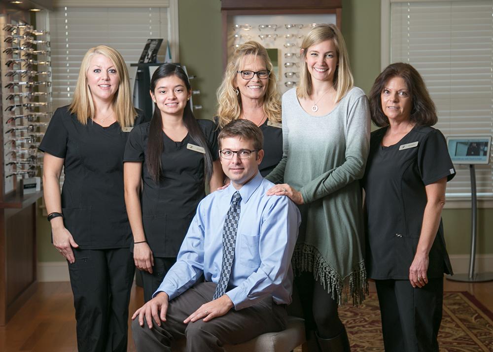 Edwards Eye Care Staff Photo
